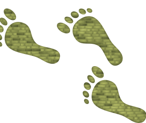 Stofix - huolehdimme ympäristöstä, vihreä jalanjälki