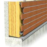 Stofix - Konstruksjon av den ytre kledningen og isolasjon av fasaden
