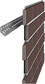Stofix - Ventilated Brick Slip Cladding System